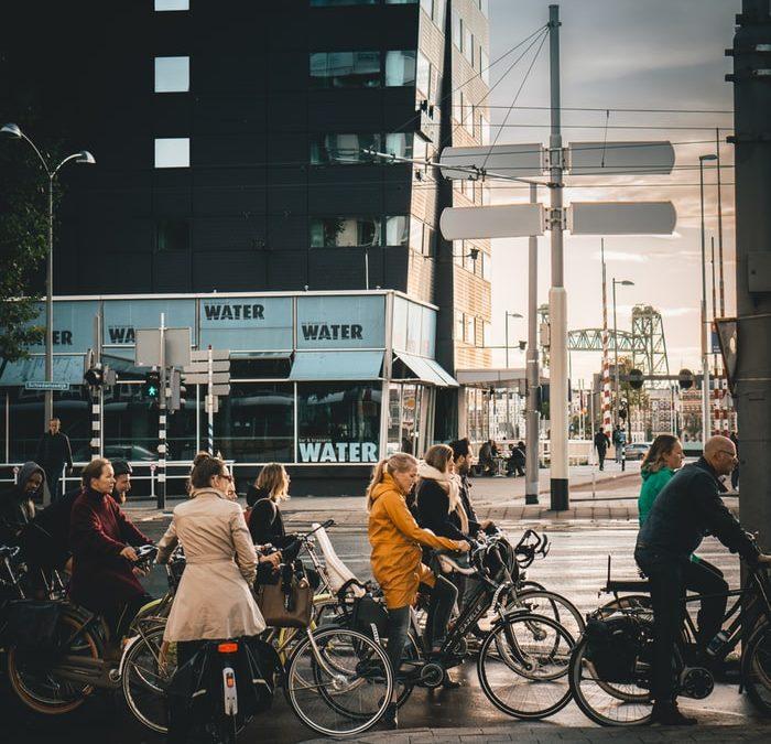 Un cambio en el modelo de movilidad urbana