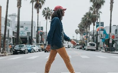 10 leyes para caminar seguro