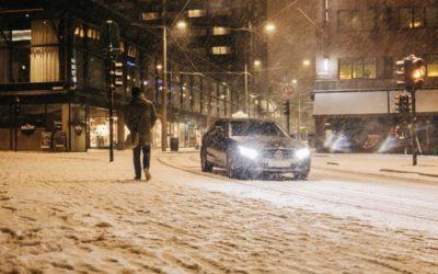 Anticipación ante la nieve